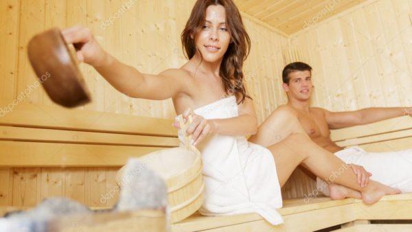 Sauna en Beauty