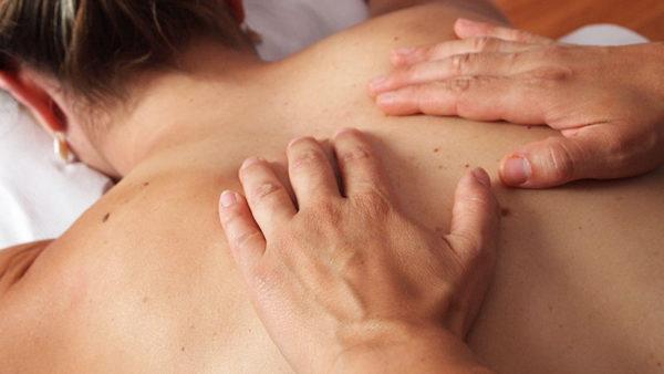 vitaliserende massage